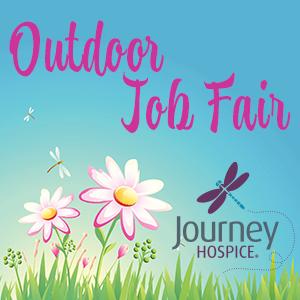 CHHA Outdoor Job Fair