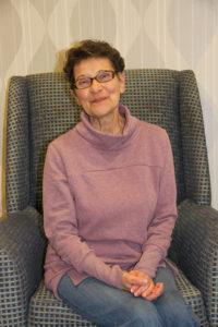 Sharon Fish - Journey Hospice Volunteer