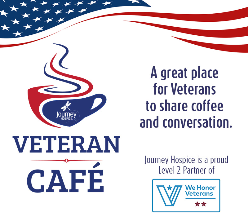 Veteran Café at Victoria Commons